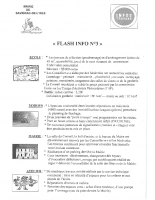 Flash info 03