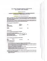 Imprimé de demande pour les chantiers d'incinération par les propriétaires et leurs ayant droits – Période jaune