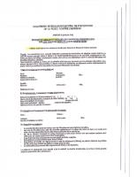 Imprimé de déclaration pour les chantiers d'incinération par les propriétaires et leurs ayant droits